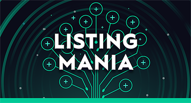 Listing Mania countinues~