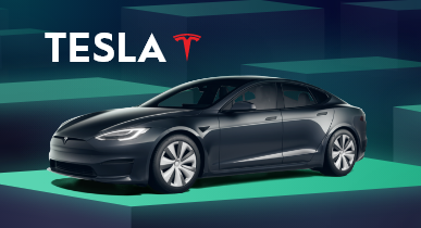 Join the Tesla Giveaway!