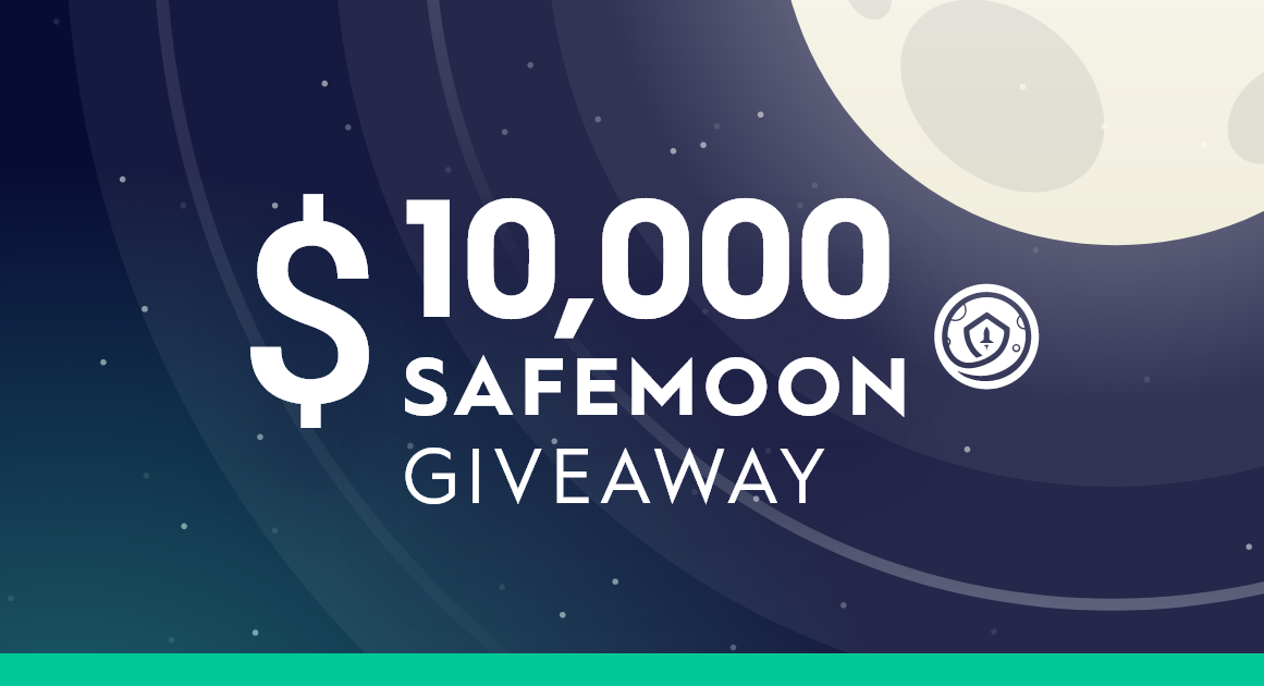 SafeMoon Giveaway!